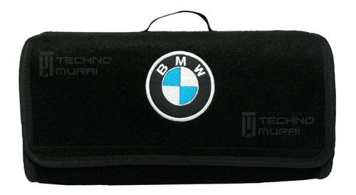 maletin kit carretera equipo bmw alfombra alta calidad lujo