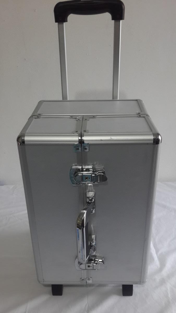 720c8a050 maletin maquillaje profesional grande, manicura con rueda. Cargando zoom.