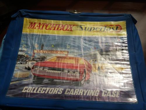 maletin matchbox superfast