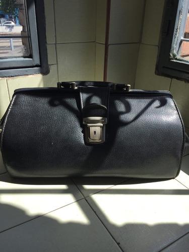 maletín médico cuero