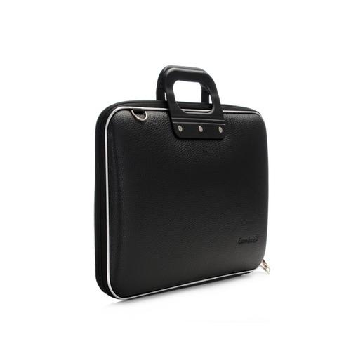 maletin medio bombata negro e00361-4 laptop 13 pulgadas