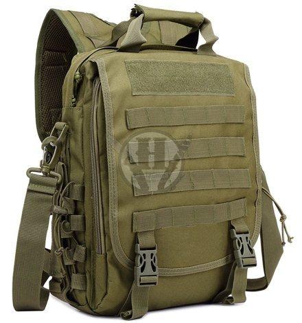 nuevo producto estilo exquisito buscar el más nuevo Maletin Mochila Morral Tactico Molle Sp51887 Verde Militar