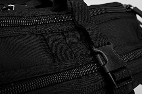 maletin morral tactico tac briefcase - semper fi tactical®