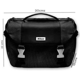 Maletin Nikon Deluxe Para Camaras Profesionales