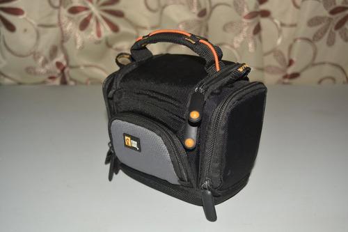 maletín para cámara de video, seminuevo ¡impecable!