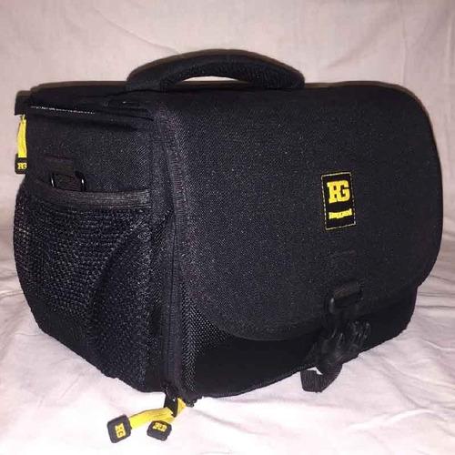 maletín para cámara dslr