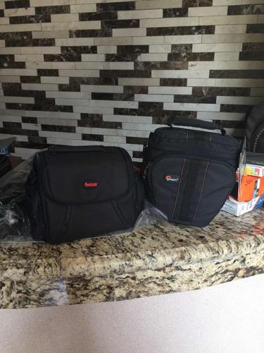 maletín para cámara fotografica