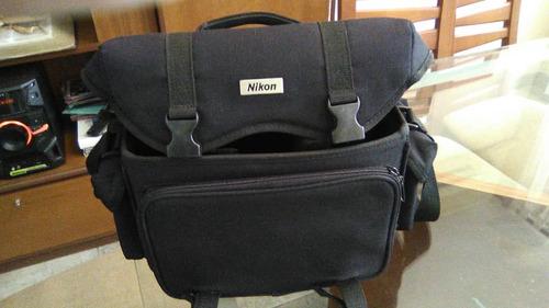 maletin para camara reflex marca nikon