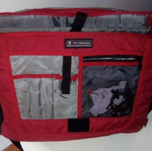 maletín para laptop.