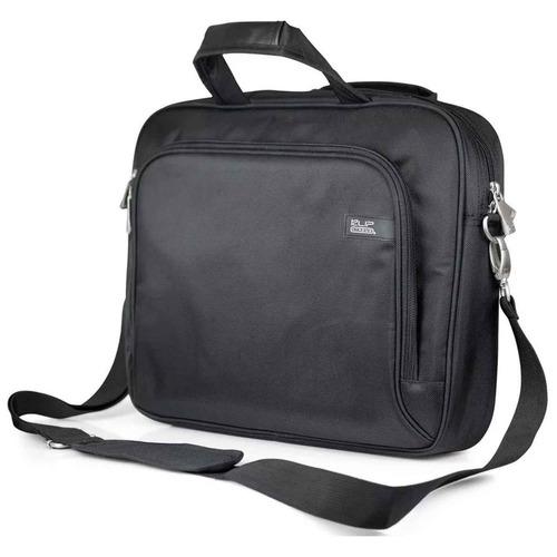 maletin para laptop klip xtreme knc-025 15.6 gris
