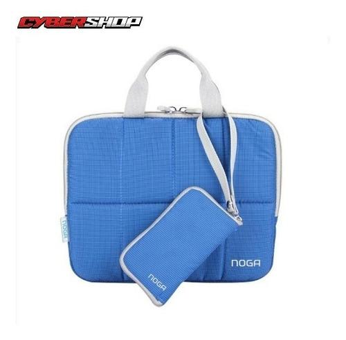 maletín para notebook netbook noga protech 10.1'' bg6126w
