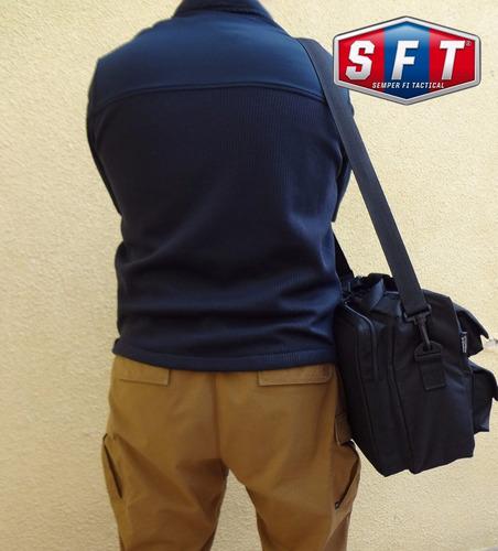 maletín para operaciones tácticas con porta notebook s f t®