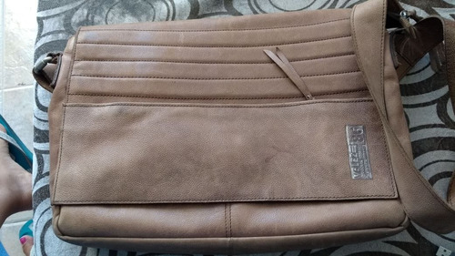 maletin para portatil cuero marca velez