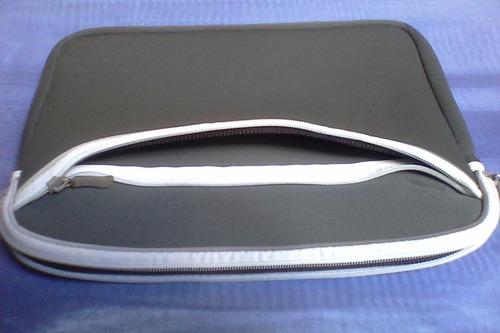 maletín para portátil de 10 pulgadas en neopreno nuevo