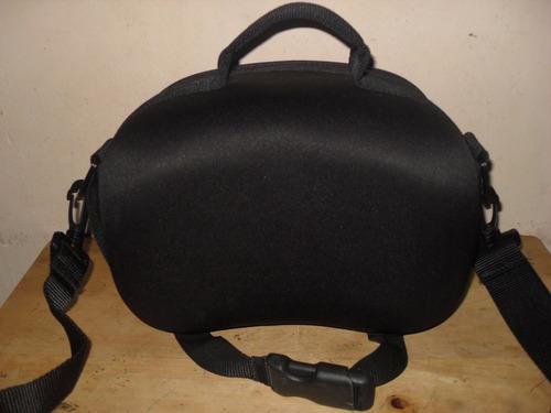 maletín para video cámara polaroid excelente condiciones