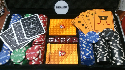 maletin poker