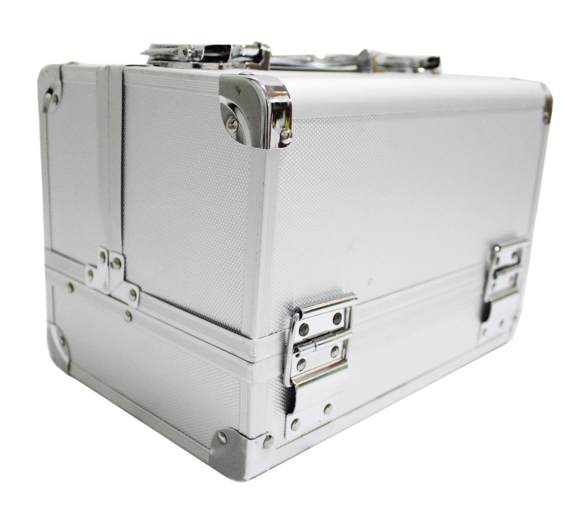 a43795550 maletin porta cosmeticos 2 bandejas con espejo maquillaje. Cargando zoom.