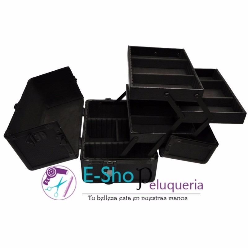 f59a68b01 Maletin Profesional Aluminio Negro 1432 - $ 2.490,00 en Mercado Libre