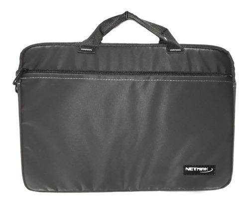 maletin reforzado notebook 15,6 netmak negro - aj hogar