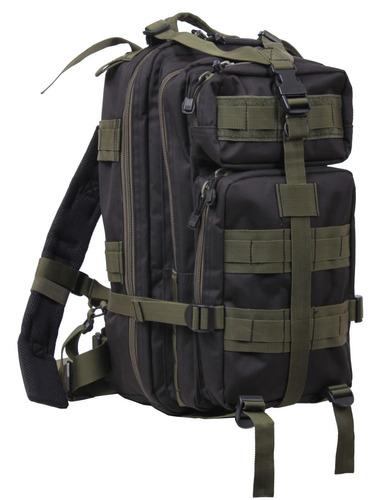 maletin rothco militar medium transport pack oliva negro