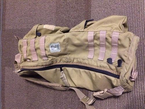 maletin so tech extended go bag original usa tierraventura