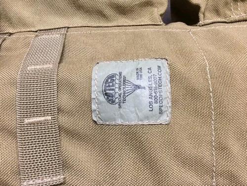 maletín sotech go bag a1 viaje grande original 10/10
