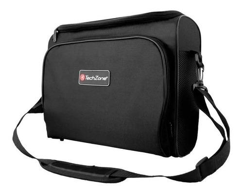 maletin universal techzone para video proyectores