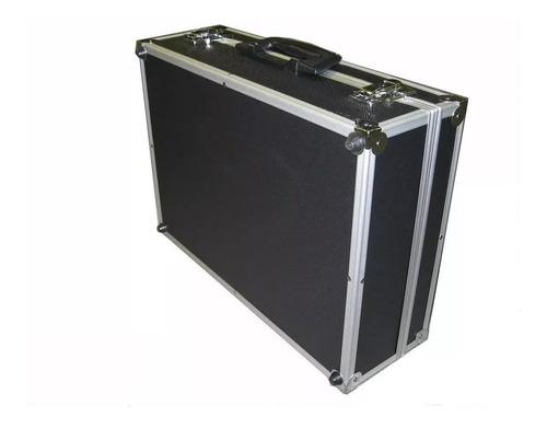 maletín valija kld de aluminio 19 pulgadas
