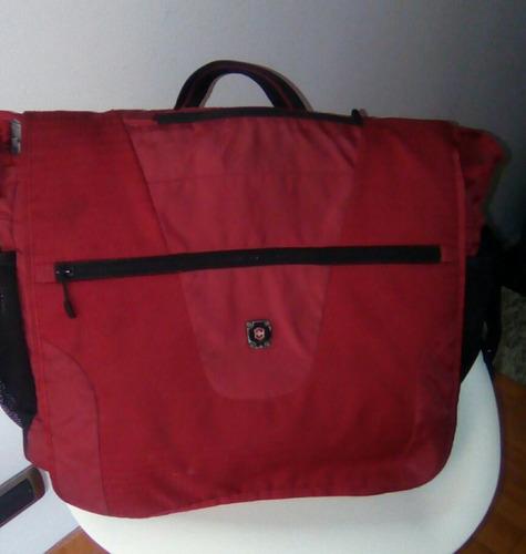 maletín victorinox original para laptop.