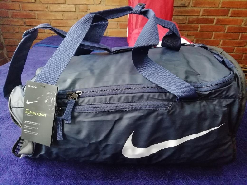 Gym Alph S Nike Dffl Para Adpt Bolsa Viaje Crssbdy Maletín RTxqBwA