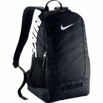 Morral O Bolso Nike Team Training Medium Bp Backpack Black
