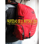 Morral Oakley Rojo Portatil Original Backpaker Y Mucho Mas