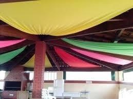 malha lycra para decoração teto tencionado ( pct 40 metros)