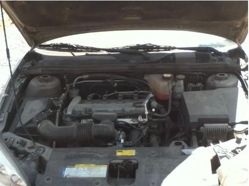 malibu 2007 chocado motor caja suspension