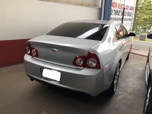 malibu 2.4 ltz 4p automático 2011