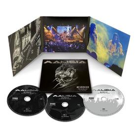 Malicia - Neurovivo Roxy Live - Digipack 2cddvd