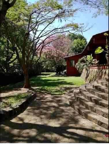 malinalco casa de campo alberca 6 recamaras amplio jardin