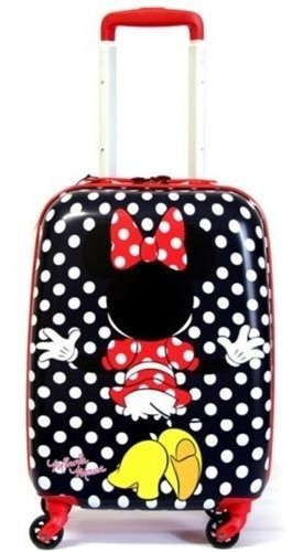 malinha escolar  minnie 54052 original