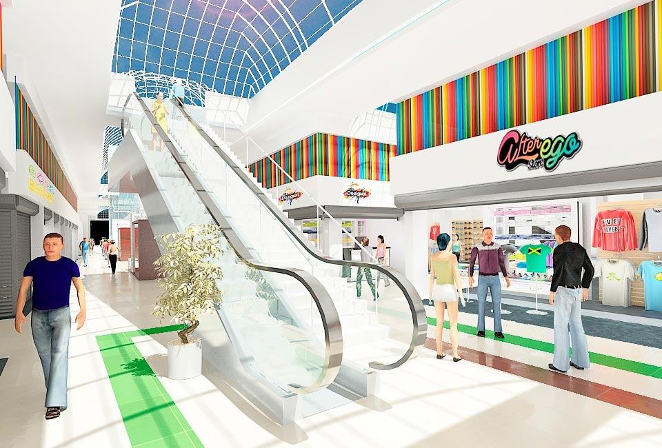 mall bolognesi plaza alquilo local comercial
