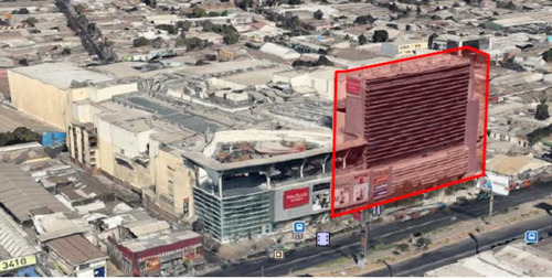 mall plaza alameda / metro estación cent