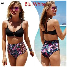 dcf972776062 Malla Bikini 2018 - 2 Piezas - Tiro Alto