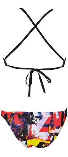 malla bikini natación arena instinct entrenamiento 20% off