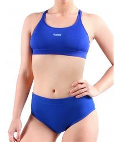 78c8887020c7 Malla Bikini Natación Speed Anticloro Colores Lisos