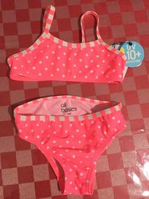 708f2e7a8 Malla Bikini Talle 12 Meses - La Más Linda!! Con Filtro Uv