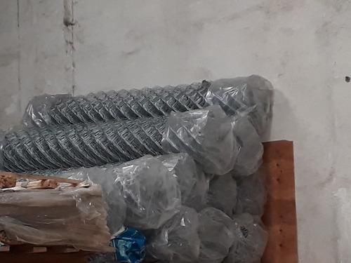 malla bizcocho 2,0x25 mtrs