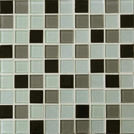 malla casuale griggio 30x30 creta negro gris blanco vidrio