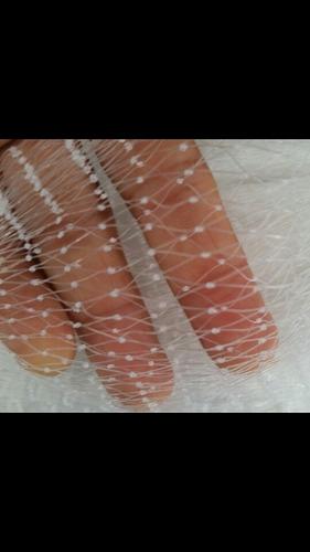malla chinchorro. 27 mm x 1  x 100 ( 2.54mt)  x 50mt
