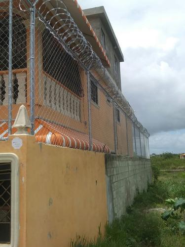 malla ciclonica instalada rd.