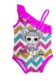 c062795b1f85 Malla Con Lycra Para Nenas Lol Surprise Unicornio
