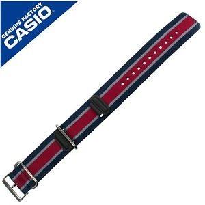 334a7d2db787 Malla   Correa Para Reloj Casio G Shock Ga 100 Mc 2a - Tela ...